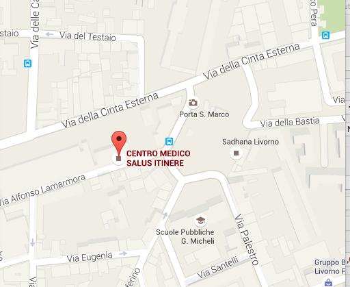 indirizzo centro medico immagine