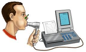 Spirometria Foto
